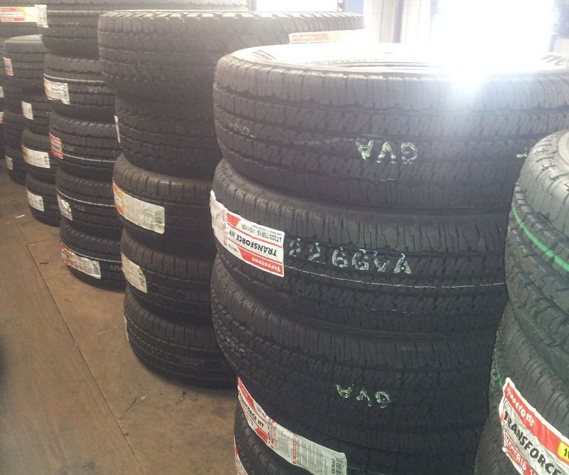 Get Your Tires Here