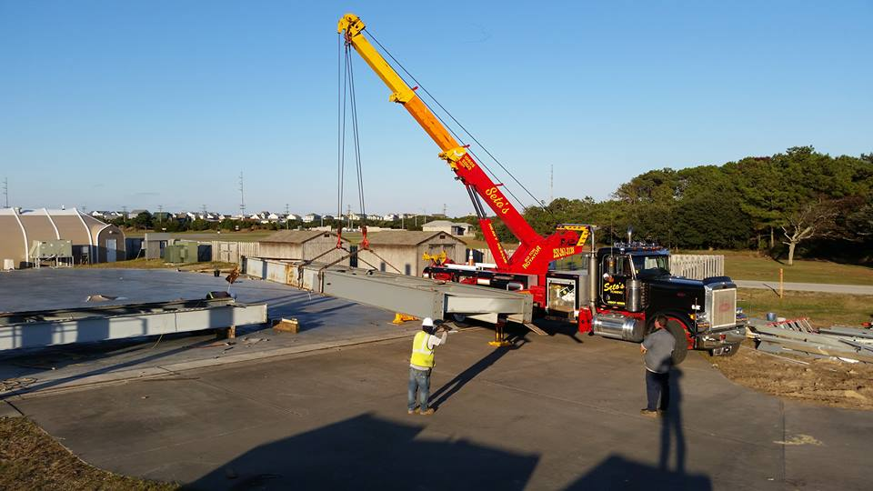 Multiple Tow Truck uses for Setos Towing